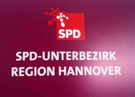 Logo SPD-Unterbezirk Region Hannover